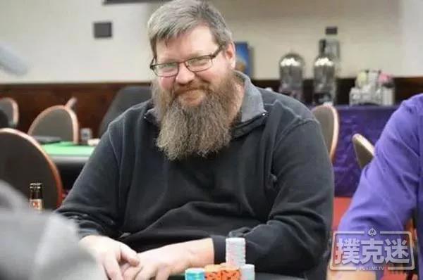 【美天棋牌】知名牌手Eric Thompson因病去世!